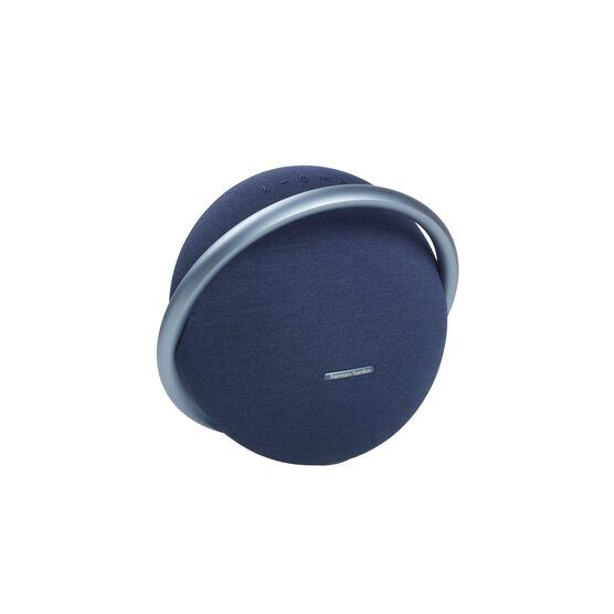 Onyx Studio 7 - Blue - Portable Stereo Bluetooth Speaker - Hero