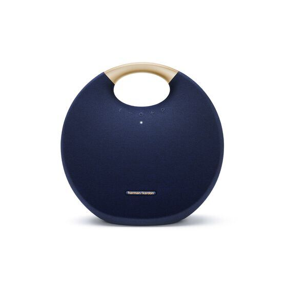 Onyx Studio 6 - Blue - Portable Bluetooth speaker - Hero
