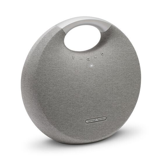Onyx Studio 5 - Grey - Portable Bluetooth Speaker - Hero