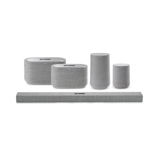 Harman Kardon Citation One MKII - Grey - All-in-one smart speaker with room-filling sound - Detailshot 5