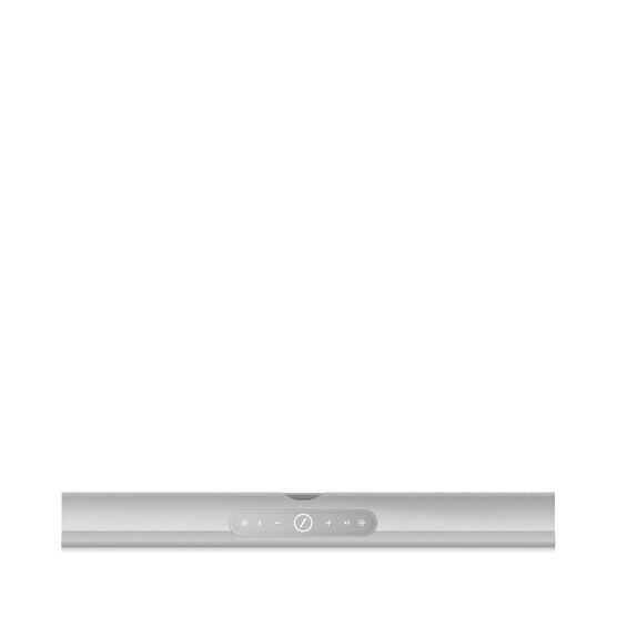 Omni Bar Plus - White - Wireless HD Soundbar - Detailshot 2