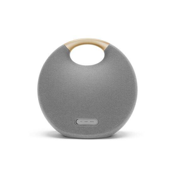 Onyx Studio 6 - Grey - Portable Bluetooth speaker - Back