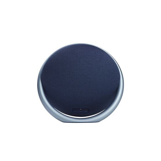 Onyx Studio 7 - Blue - Portable Stereo Bluetooth Speaker - Back