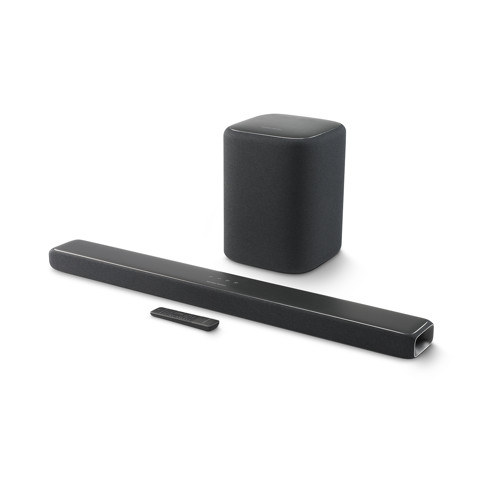 Enchant 1300 - Graphite - All in One 13-Channel Soundbar with MultiBeam™ Surround Sound - Detailshot 3
