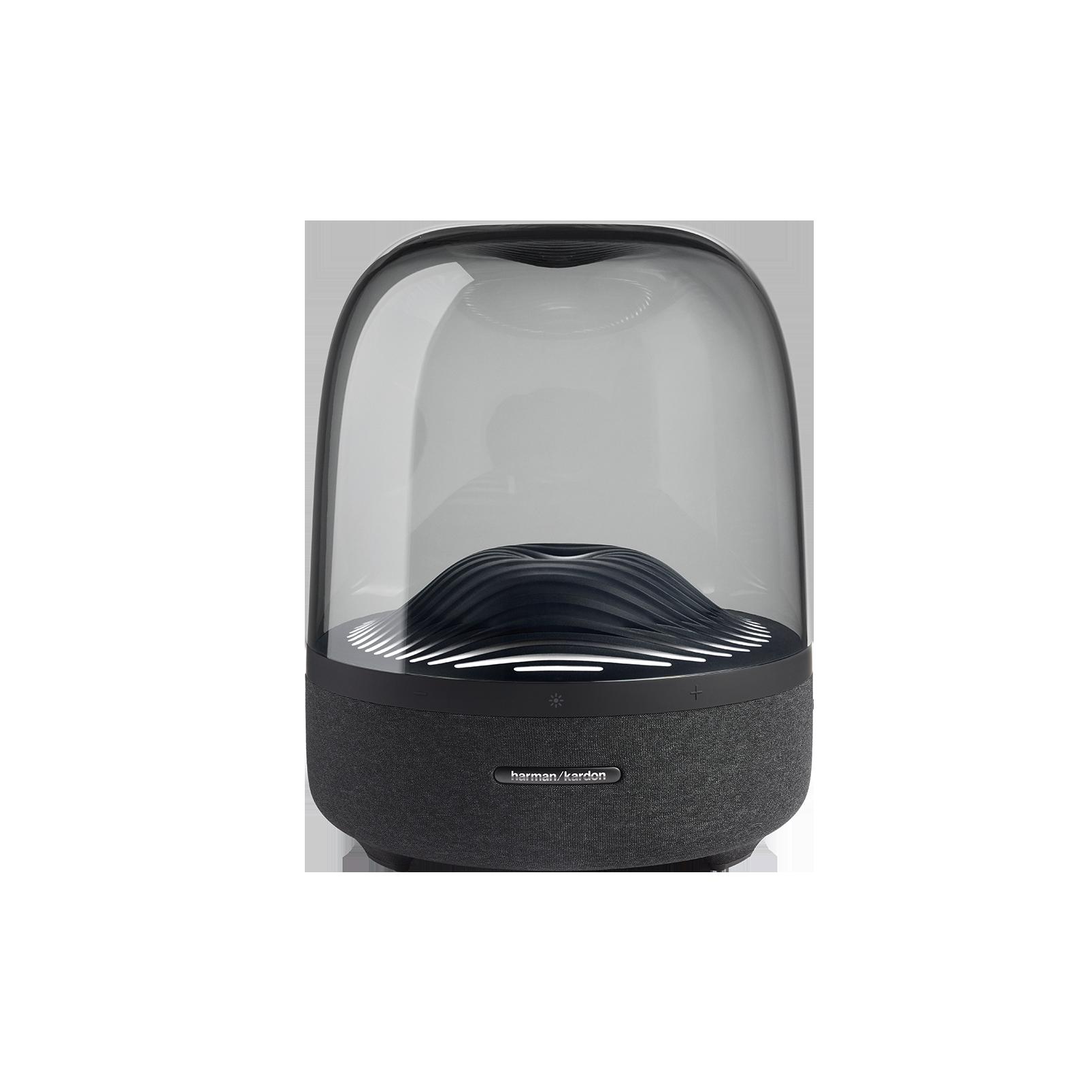 Aura Studio 3 - Black - Bluetooth speaker - Hero